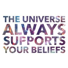 """""""The Universe always supports you, even if it has to support you in the belief that it cannot support you! If you believe that you cannot be supported, the Universe supports you by reinforcing the reality that shows you that you cannot be supported."""" —Darryl Anka / Bashar #somethingtoconsider"""