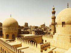 Madrasah was built in Cairo in 1356 by the Mamluk emir - circassian Salamish / Медресе построенное в Каире в 1356 году мамлюкским эмиром - черкесом Саламишем.