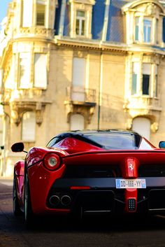 "myheartpumpspetrol: ""La Ferrari | Source "" Facebook: https://www.facebook.com/Bachelors247/"