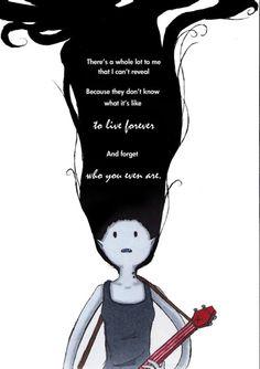 marceline the vampire queen adventure time Adventure Time Quotes, Adventure Time Characters, Adventure Time Marceline, Adventure Time Anime, Los Simsons, Abenteuerzeit Mit Finn Und Jake, Adventure Time Wallpaper, Marceline And Bubblegum, Cartoon Quotes