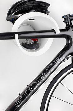 壁掛け式自転車収納 バイスクルハンガー 自転車専用フック CYCLOC