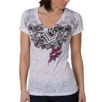 21656ebd5 $26.00, Metal Mulisha Mind Frame tee. Short sleeve. V-neck. Imported