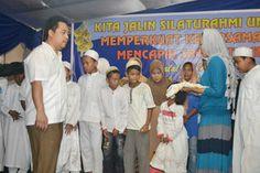 Halal Bi Halal Keluarga Besar H. Idup Suwardi