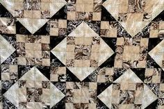 Image result for finished jacob ladder quilts