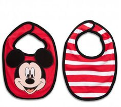 Because Babies Will Make Messes - 5 Disney Baby Bibs I'm Drooling Over