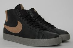 Nike SB shoes we like @ Slam City