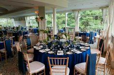 Navy & Gold wedding  @Four Seasons Bridal
