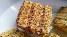 Tort din biscuiți... Nici n-ai spune că nu este făcut din foi... Krispie Treats, Rice Krispies, Biscuit, Napoleon, Desserts, Food, Pies, Tailgate Desserts, Deserts