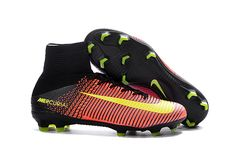cheap for discount a73c4 95749 Nike Mercurial Superfly V FG Total Crimson volt Pink Blast Soccer Shoes