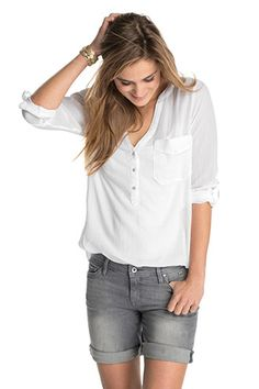 The Esprit Online-Shop offers a large selection of high quality fashions for men, women and children as well as the latest fashion accessories and furnishings. Latest Fashion, Mens Fashion, Man Child, Grey Skinny Jeans, Neue Trends, Edc, Fashion Accessories, Shopping, Clothes