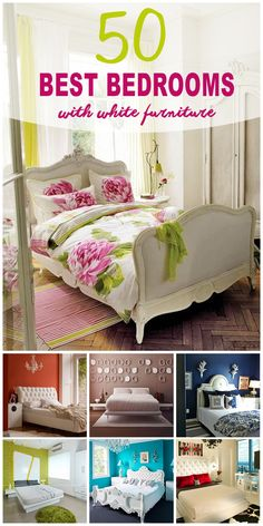 Bedrooms With White Furniture