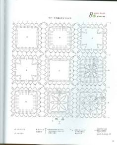 It's simple, free and blazing fast! Crochet Diagram, Crochet Motif, Crochet Scarves, Bullet Journal, Blog, Simple, Handmade, Crafts, Granny Squares