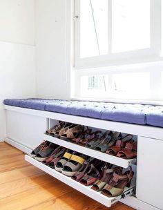 schuhschrank ausziehbar diy pinterest belle schuhschrank und schrank. Black Bedroom Furniture Sets. Home Design Ideas