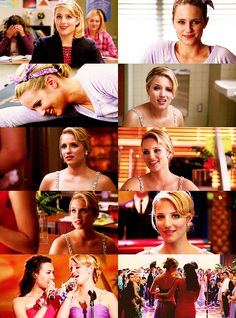 Quinn One of the signature characters of Glee