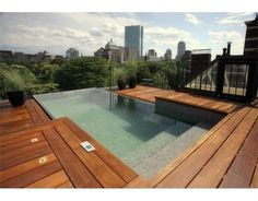 Condo with private infinity pool - how cool is that?