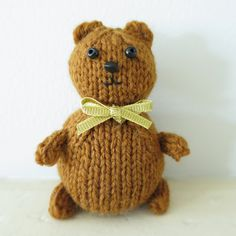 Knitted Teddy Bear Pattern Ravelry : 1000+ images about Toys Teddy Bears on Pinterest Free ...