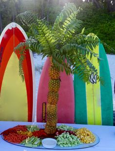 volcano centerpiece | ... Centerpieces on Pinterest | Fruit Displays, Chocolate Volcano and