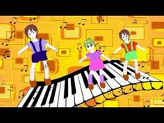 ▶ Canzoncine per bambini anni 70/80 - YouTube