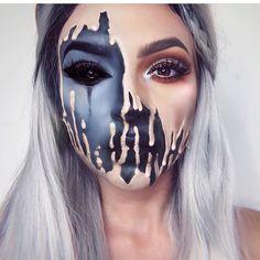 @giamariewaits ? #makeup #mua #halloween #october #octoberfest #makeupblogger #blogger #halloweenmakeup #halloweencostume #halloweenart #halloweennails #agentprovocateur #youtuber #agentprovocateur #vslingerie #makeuplover #makeuptutorials #makeupgeek #maccosmetics #bobbibrown #nyxcosmetics #barrym #morphe #jaclynhill #kyliejenner #kimkardashian