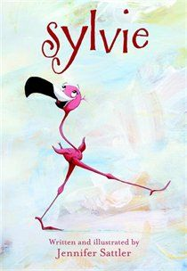 """Meet a flamingo of a different stripe! Mama, why are we pink?"""" asks an ever-curious young flamingo named Sylvie. Like Leo Lionni's chameleon in Color of His Own, Sylvie comes to learn that being yourself is the best thing to be. Flamingo Art, Pink Flamingos, Flamingo Gifts, Friend Book, Pink Bird, Reading Levels, Stories For Kids, Kids Boxing, Story Time"""