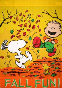 Happy Autumn! (And a Branding Strategy