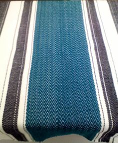 woven blanket by Elizabeth Climer