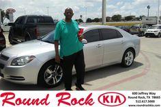 https://flic.kr/p/KLPi2t | Congratulations Tommy  from LATONYA CARR at Round Rock Kia! | deliverymaxx.com/DealerReviews.aspx?DealerCode=K449