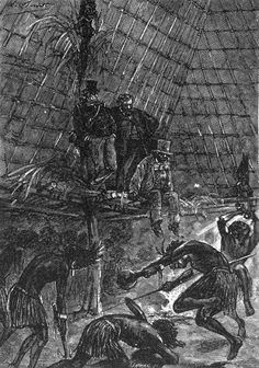 The Illustrated Jules Verne  Robur-le-Conquérant (1885)  48 illustrations by George Roux