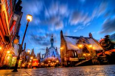 Visit The Wizarding World of Harry Potter @ IOA