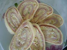 Fotorecept: Syrová roláda - Recept pre každého kuchára, množstvo receptov pre pečenie a varenie. Recepty pre chutný život. Slovenské jedlá a medzinárodná kuchyňa
