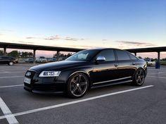 Audi Rs6, Audi A6 Quattro, Audi Sport, Sport Cars, Vw Group, Sports Sedan, Amazing Cars, Vans, Luxury Cars