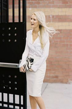 Style Inspiration: Shades of Black & White - The Simply Luxurious Life®