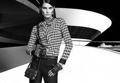 Chic e Fashion: Karl Lagerfeld assina coleção para Riachuelo