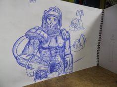 bomberos chile ...xd