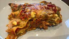 Vapun Reseptit: Kevyt tonnikala-raejuusto lasagne