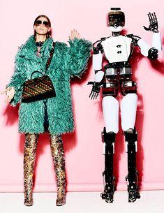 On ose le maximalisme - Madame Figaro Business Innovation, Samurai, Fendi, Ose, Punk, Chic, Style, Fashion, Elegant