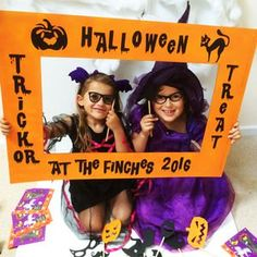 Halloween Personalised Photo Booth And Props - games & activities