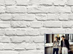 1000 ideas about papier peint brique on pinterest paintable wallpaper painting wallpaper and. Black Bedroom Furniture Sets. Home Design Ideas