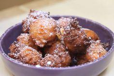 Deep Fried Candy Corn #deepfriedfriday