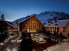 Andermatt The Chedi Andermatt Hotel Switzerland, Europe Set in a prime location of Andermatt, The Chedi Andermatt Hotel puts everything the city has to offer just outside your doorstep. Offering a variety of facilities and services, the hotel provides all you need for a good night's sleep. Take advantage of the hotel's free Wi-Fi in all rooms, 24-hour front desk, 24-hour room service, facilities for disabled guests, express check-in/check-out. Television LCD/plasma screen, air...