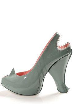 Shark Shoe-