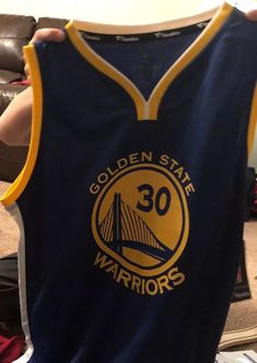 8b21cf6bd034 Stephen Curry Golden State Warriors Youth Large Royal Blue Road Replica  Jersey  fashion  clothing  shoes  accessories  kidsclothingshoesaccs   unisexclothing ...