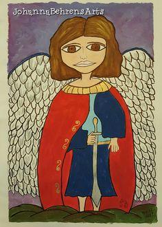 Arcángel Miguel  Arte por ; Johanna Behrens  Arte terapia intuitiva  behrensjoha3.wixsite.com/johannabehrensarts  #johannabehrensarts #arteparalasalud #arcangelmiguel