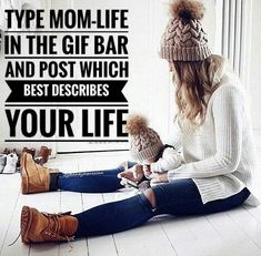 Type mom-life in the GIF bar and post which one best describes your life. #engagementPost Social Media Engagement, Engagement Humor, Facebook Engagement Posts, Facebook Party, Facebook Group Games, Facebook Humor, Color Street, Social Media Games, Social Media Humor
