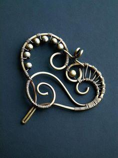 Jewelry: Heart Pendants