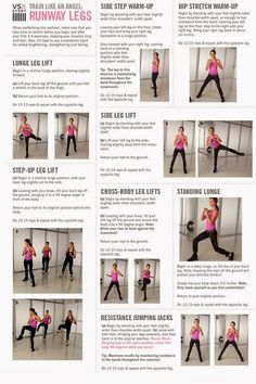New Mommy Diaries: Victoria's Secret Workouts #2