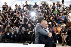 Pin for Later: Die besten Schnappschüsse vom Filmfest in Cannes Chris Pine und Ben Foster