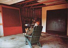 Mark Rothko's workplace