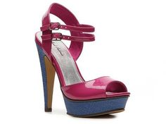 Michael Antonio Thorpe Sandal Color Block Hot Spring Styles Women's Shoes - DSW