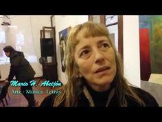 DANA FERNÁNDEZ en el Museo de Ituzaingo el 30 de Junio 2016